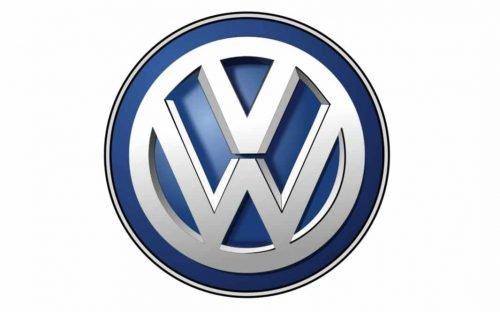 Volkswagen Logo 2012