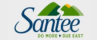 Santee unveils its brand