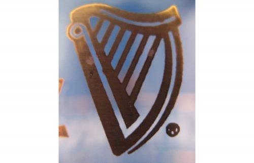Guinness Logo 1868