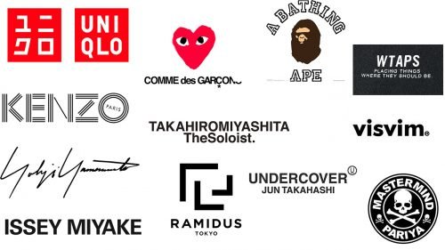 Is it Possible to Tell a Japanese Fashion Logo