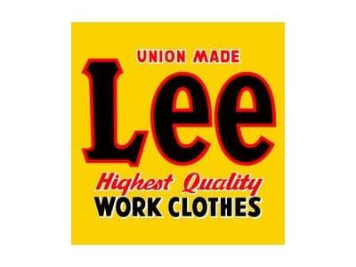 Lee Logo 1899