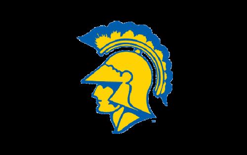 San Jose State Spartans Logo-1954