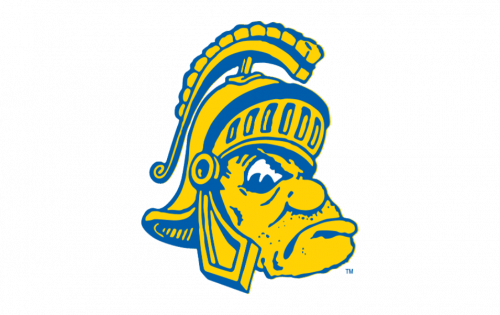 San Jose State Spartans Logo-1971