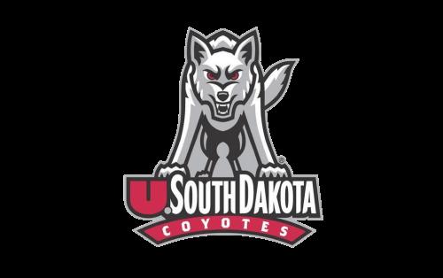 South Dakota Coyotes Logo-2004