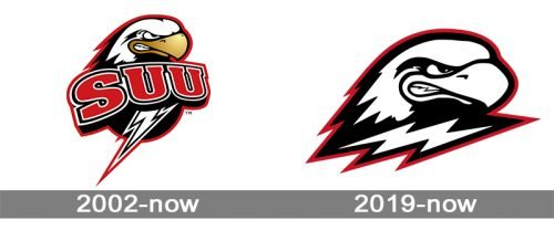 Southern Utah Thunderbirds Logo history