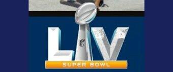 Super Bowl LV Logo unveiled