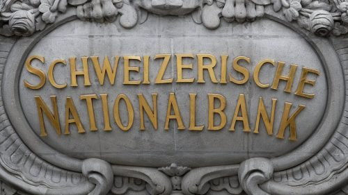 Swiss National Bank logo