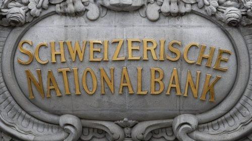 Swiss National Bank logo