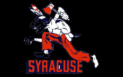 Syracuse Orange Logo-1972