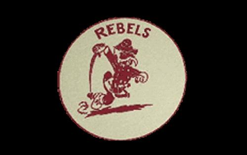 UNLV Rebels Logo-1968