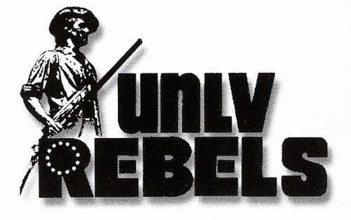 UNLV Rebels Logo-1976