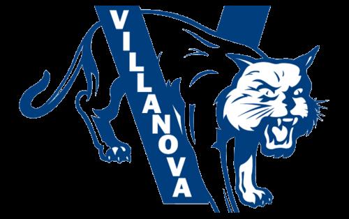 Villanova Wildcats Logo-1968