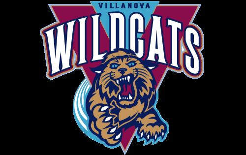 Villanova Wildcats Logo-1996