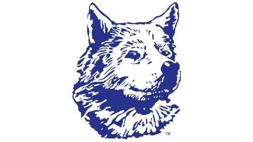 Washington Huskies Logo 1932