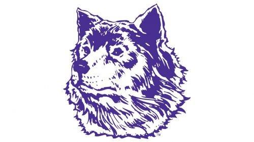 Washington Huskies Logo 1971