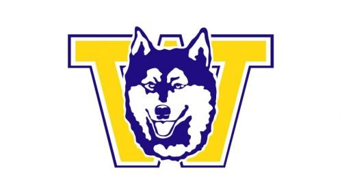 Washington Huskies Logo 1979