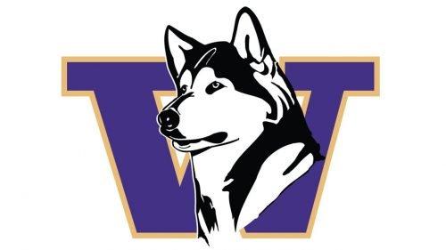 Washington Huskies Logo 1995