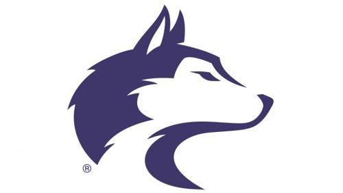 Washington Huskies Logo 2001