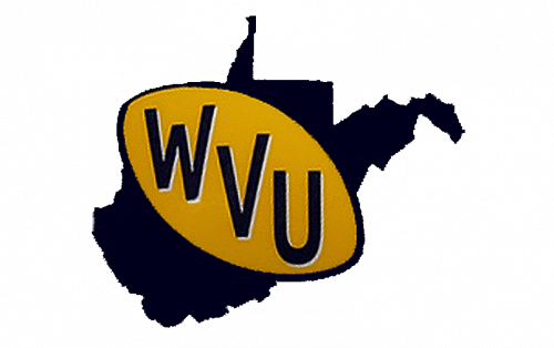 West Virginia Mountaineers Logo-1970