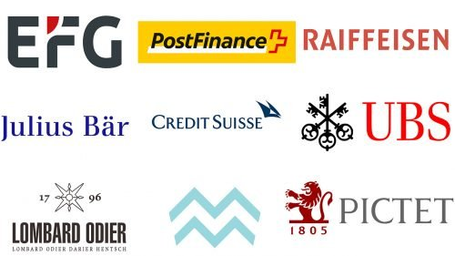What Do Swiss Banks' Logos Have in Common