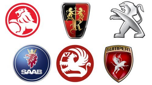 Why Are Carmakers Scared of Using a Lion Car Logo