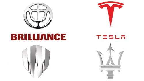 Why Carmakers Don't Dare Use Trident Car Logos