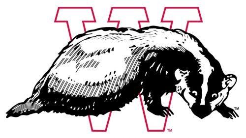 Wisconsin Badgers Logo 1936