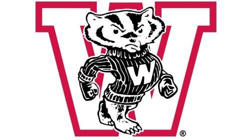 Wisconsin Badgers Logo 1948