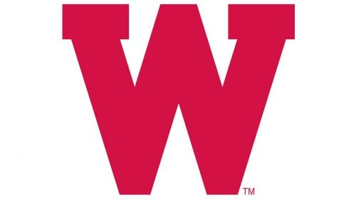 Wisconsin Badgers Logo 1970