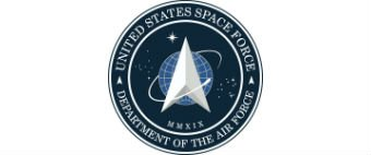 Trump presents Space Force logo resebling Star Track emblem