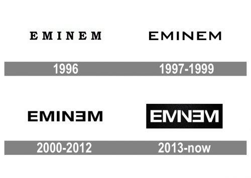 Eminem Logo history