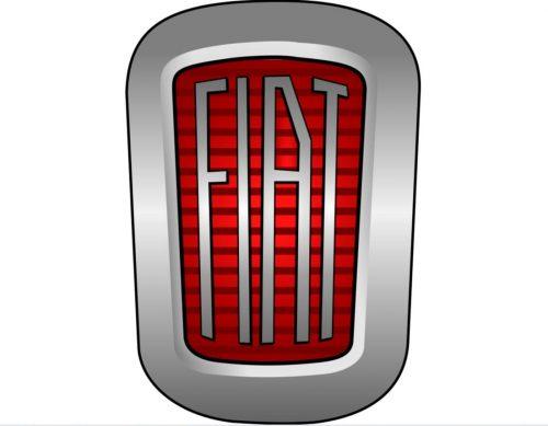 Fiat Logo 19592
