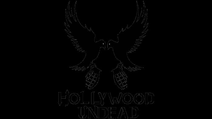 Hollywood Undead Logo 2008