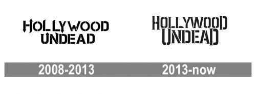 Hollywood Undead Logo history