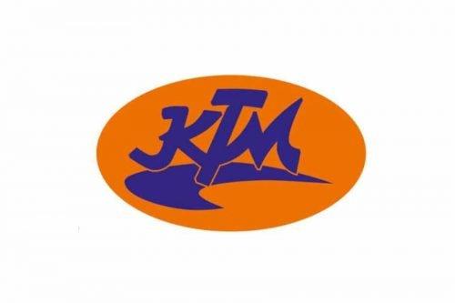 KTM Logo 1954