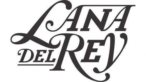 Lana Del Rey logo