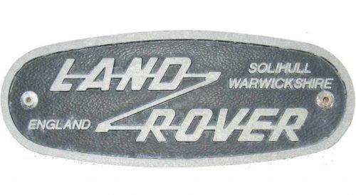 Land Rover Logo 1948