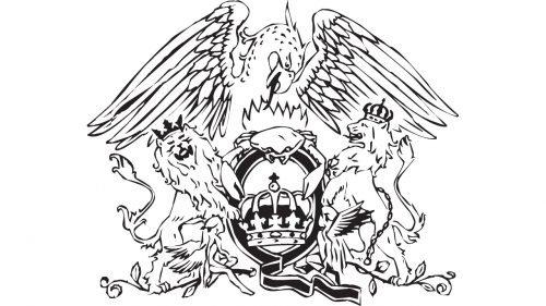 Queen logo emblem
