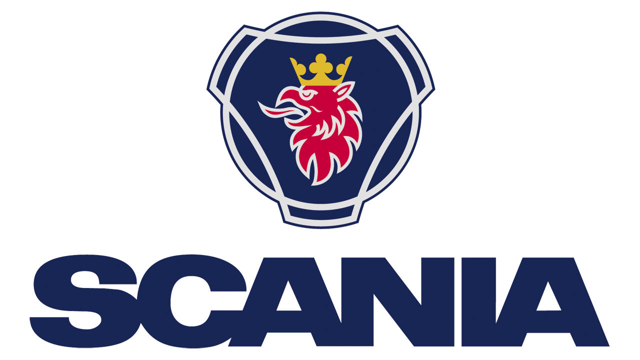Scania Logo | evolution history and meaning