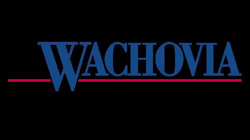 Wachovia Bank Logo 1986