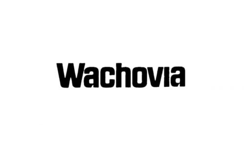 Wachovia Logo 1972