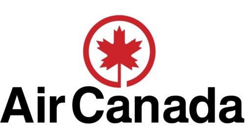 Air Canada Logo 1987