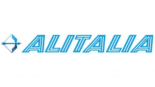 Alitalia Logo 1946