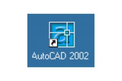 AutoCAD Logo 2002