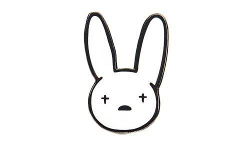 Bad Bunny logo