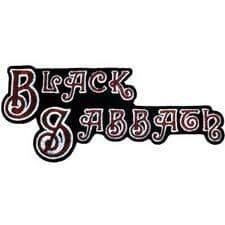 Black Sabbath Logo 1969