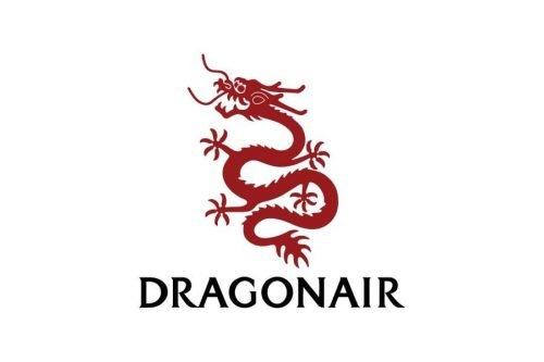 Cathay Dragon Logo 1985