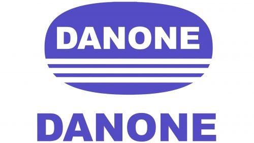 Danone Logo 1968