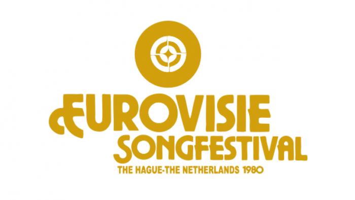 Eurovision Logo 1980s