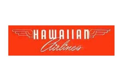 Hawaiian Airlines Logo-1950